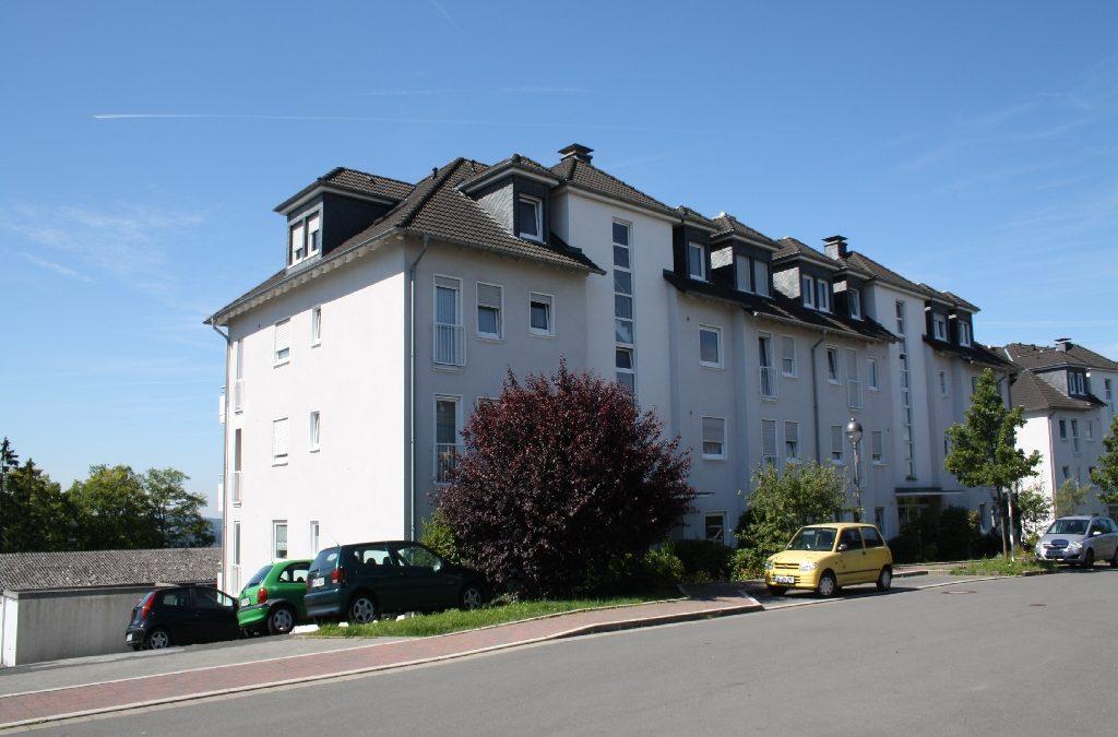 3. Zi.-Wohnung 88m² (133/0010303) EG re., mit Balkon und Aufzug