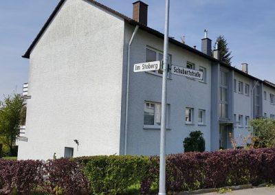 2 Zi.-Wohnung 42m² (124/0010105) UG re., mit Terrasse