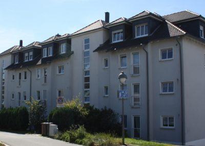 2 Zi.-Wohnung 73 m² (304/0010402) 1. OG li., mit Balkon und Aufzug