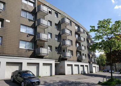 1 Zi. Wohnung 30 m² (114/0010102) mit Balkon